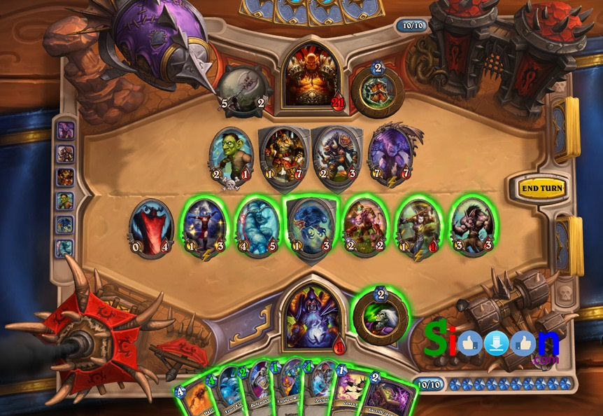 Скачать торрент hearthstone: heroes of warcraft — the grand.