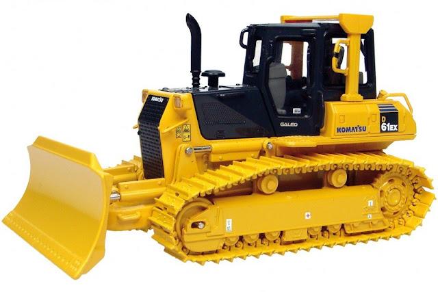kegunaan bulldozer