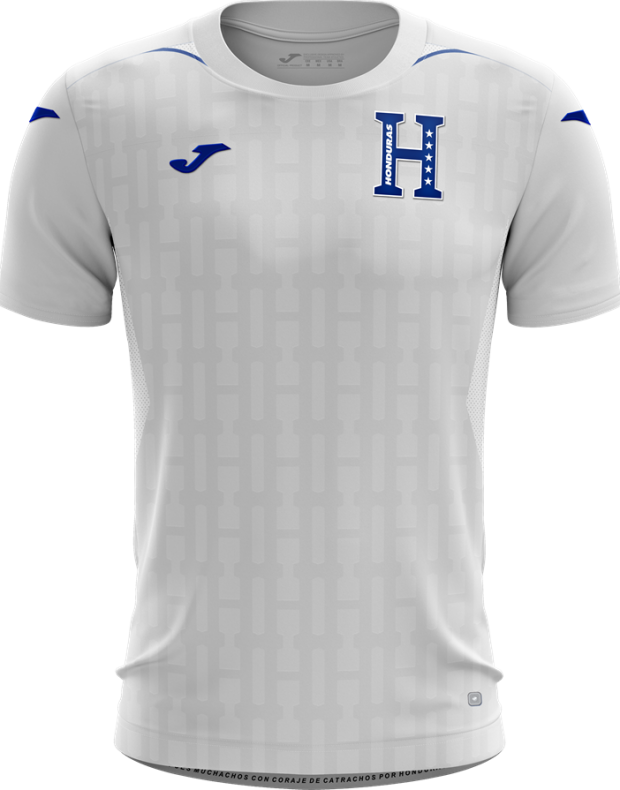e95fb9c6b8b40 Joma divulga as novas camisas de Honduras - Show de Camisas