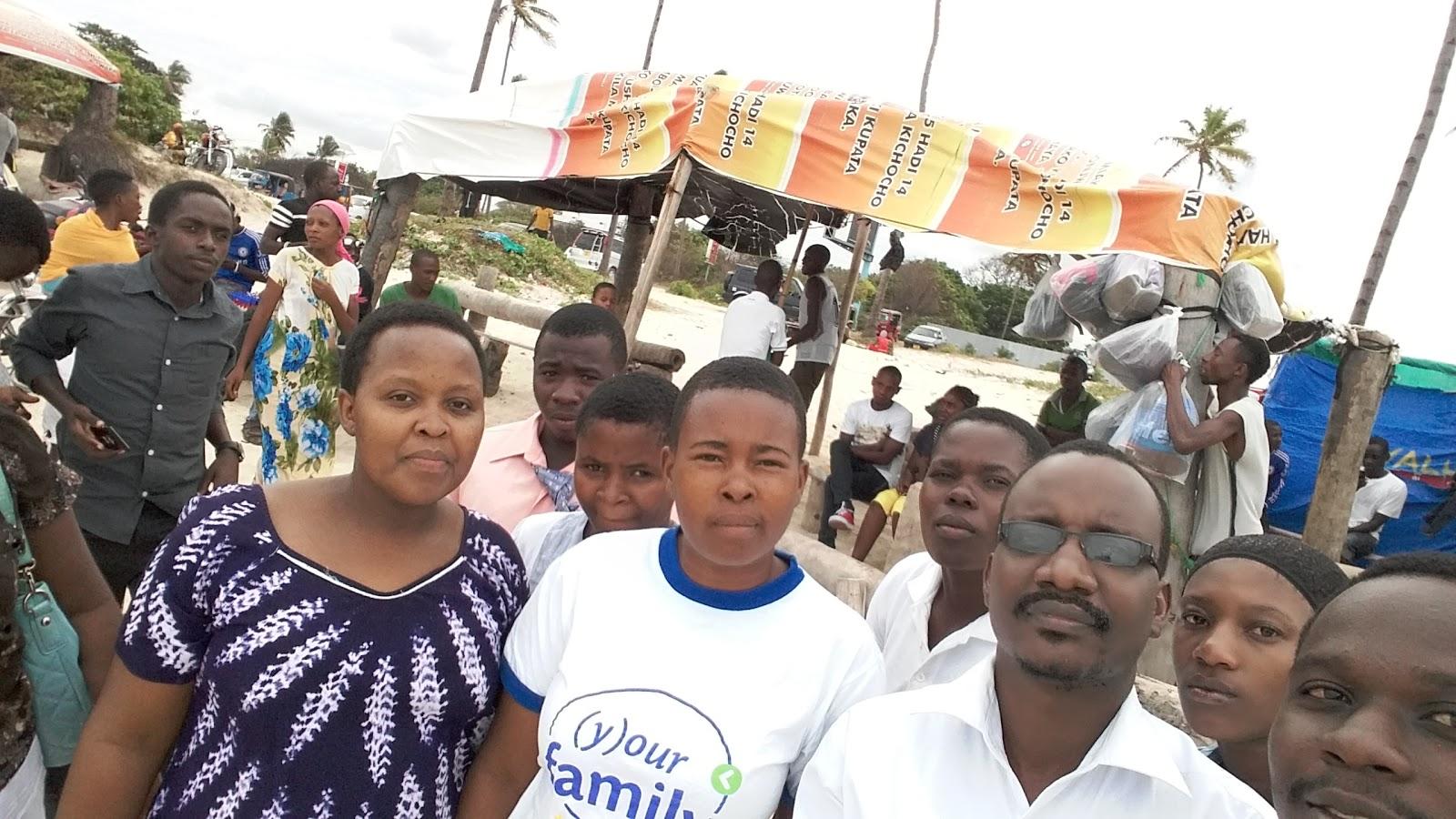 Pentecostal Salvation Assemblies of God Tanzania: January 2016
