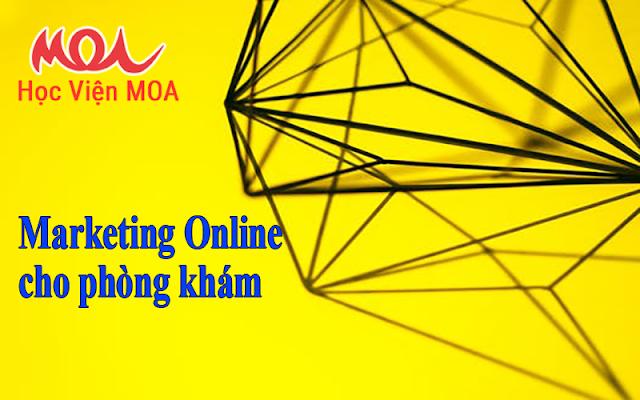 cách làm marketing online cho phòng khám
