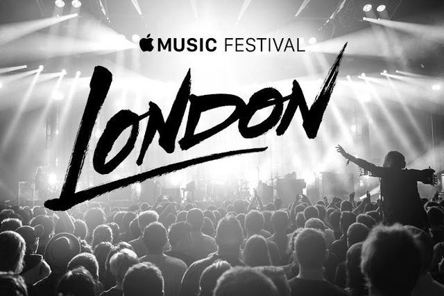 Apple Music Festival London