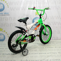 18 Inch Pacific Avatar 2.0 BMX Kide Bike
