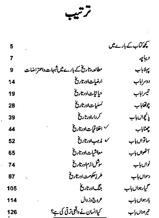 Urdu world History