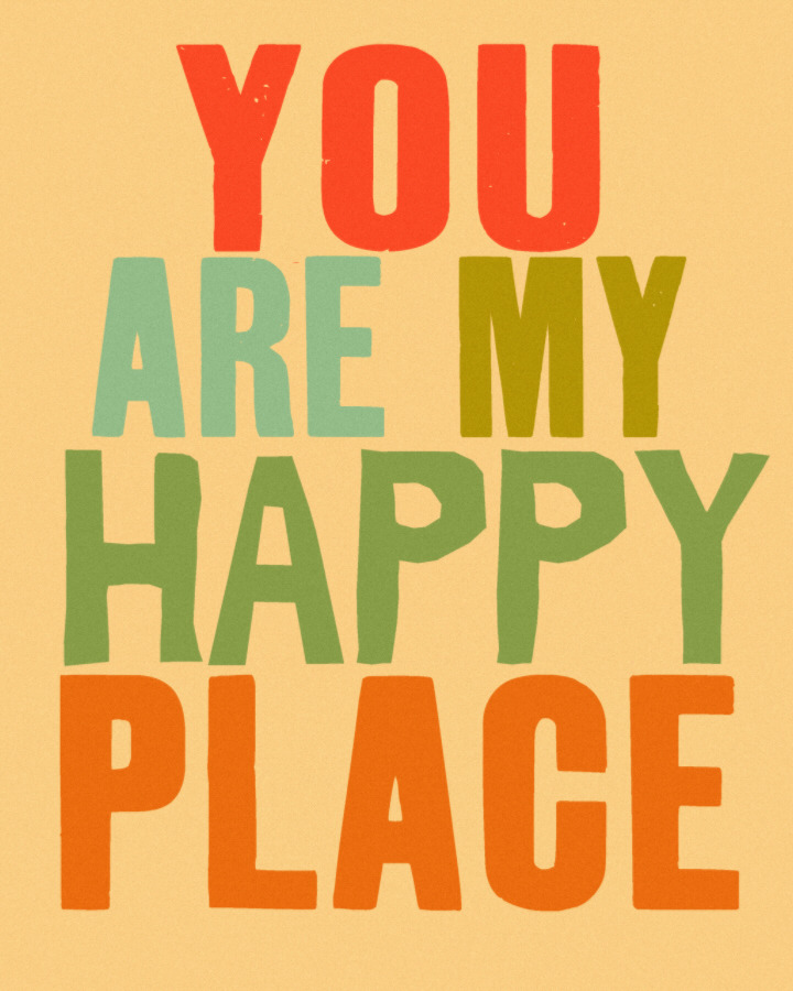 My Stuff Room / Galore-ious Stuff: Where Is Your Happy Place?