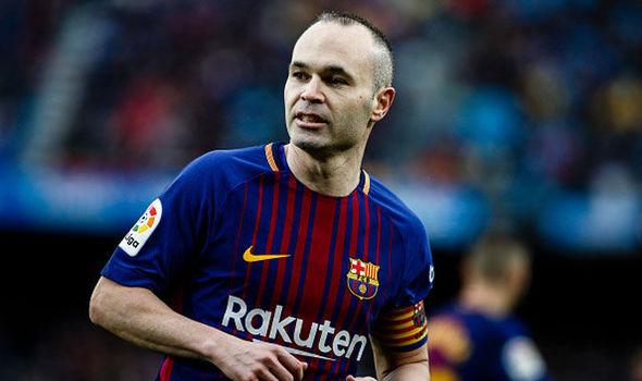 Chia tay Barca Iniesta bất ngờ muốn tái ngộ thầy cũ