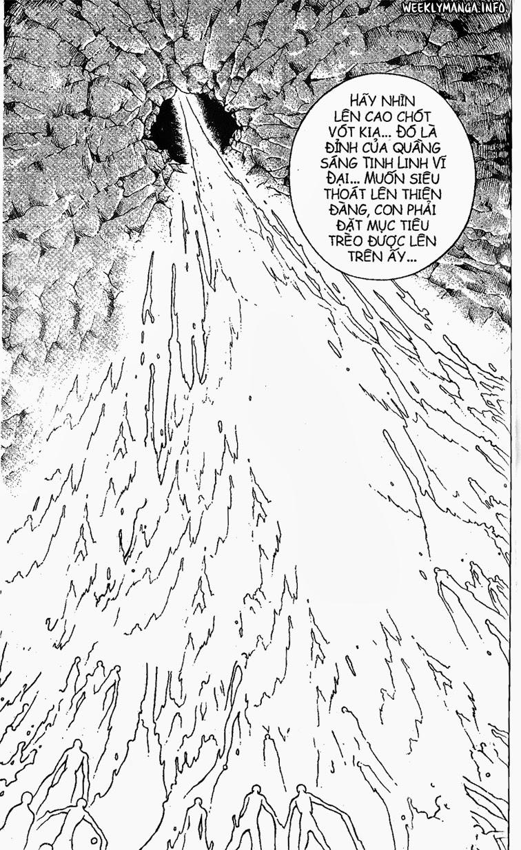 Shaman King [Vua pháp thuật] chap 195 trang 4