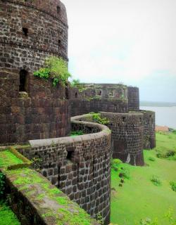 vijaydurg fort images