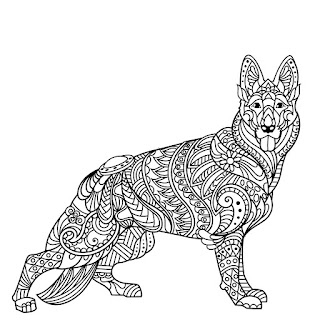 Animal Coloring Pages Itunesapple Us App Calming Id1154845451ls1mt8