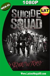 Escuadrón Suicida (2016) Latino HD WEB-DL 1080P - 2016