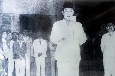Biografi Soekarno sebagai Pahlawan Proklamator