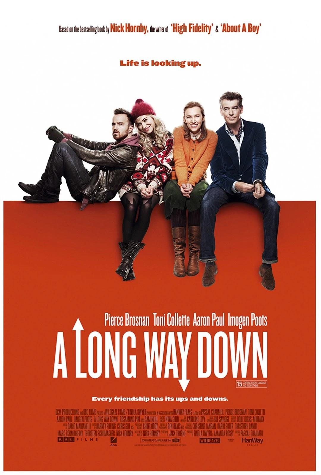 a long way down,往下跳,自殺四人組