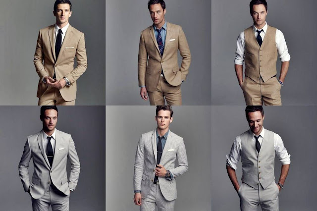 What Should Men Wear To A Wedding