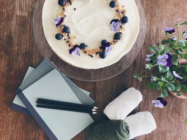 magisk værksted og cheese cake - hejmagi.dk