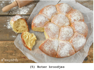 Boter broodjes