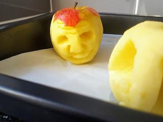 A Spooky Old Man Inspired Halloween Shrunken Head