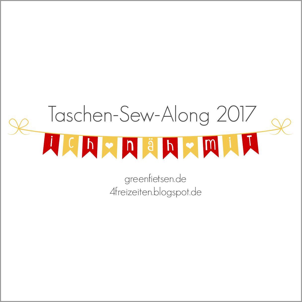 Taschen Sew Along 2017