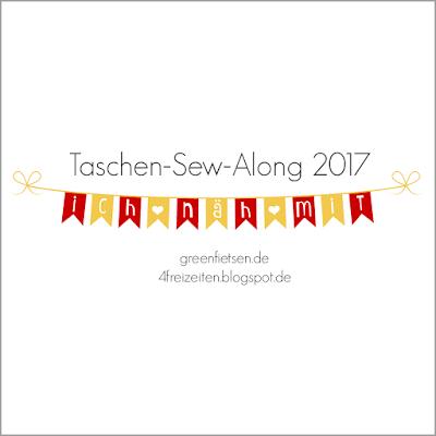 Taschen-SewAlong 2017