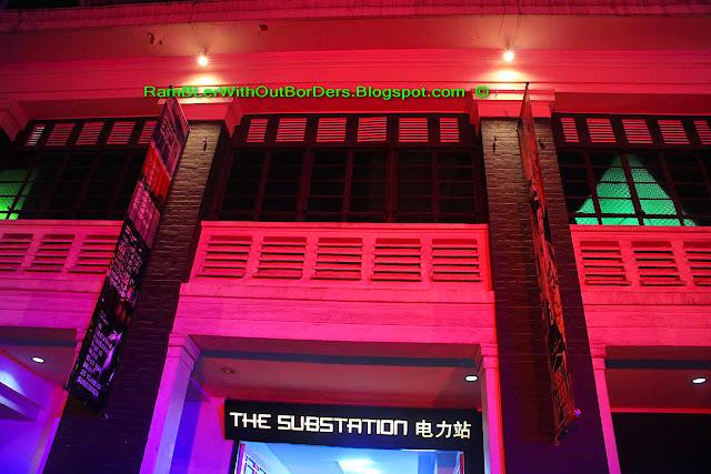 Substation, Singapore Night festival, Singapore
