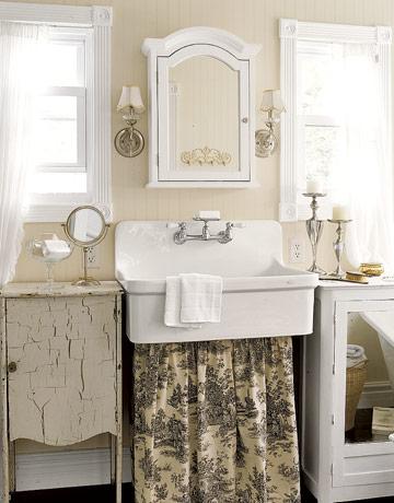 Disenyoss decoracion con aire shabby chic - Pintar muebles estilo vintage ...
