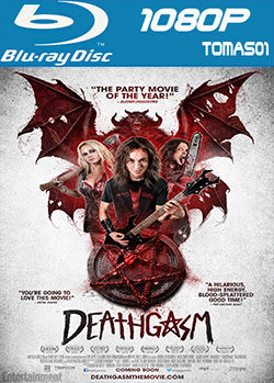 Deathgasm (2015) BDRip 1080p DTS