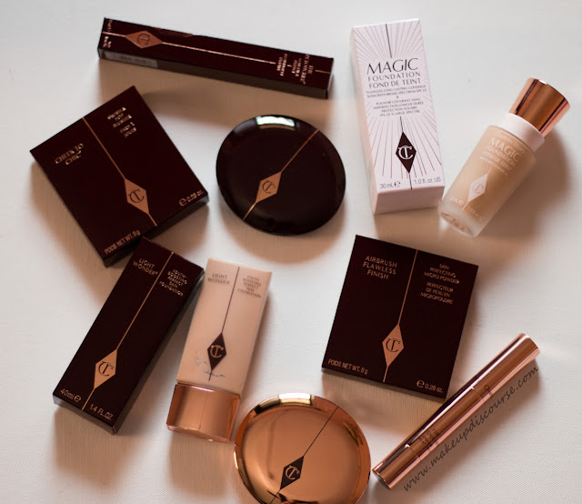 Charlotte Tilbury Haul from Beautylish.com   Shipping and Import Customs Duties to India