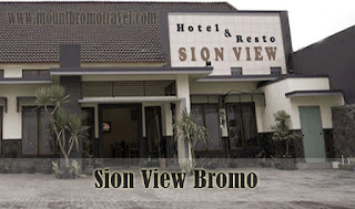 Sion View Bromo