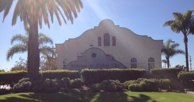 Dissecting Los Angeles: Week THREE: Culver City