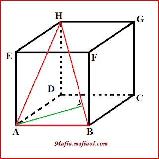 Soal Cara Menghitung Jarak Titik ke Garis Pada Kubus