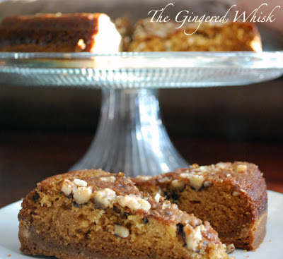 Armenian Nutmeg Cake - The Gingered Whisk