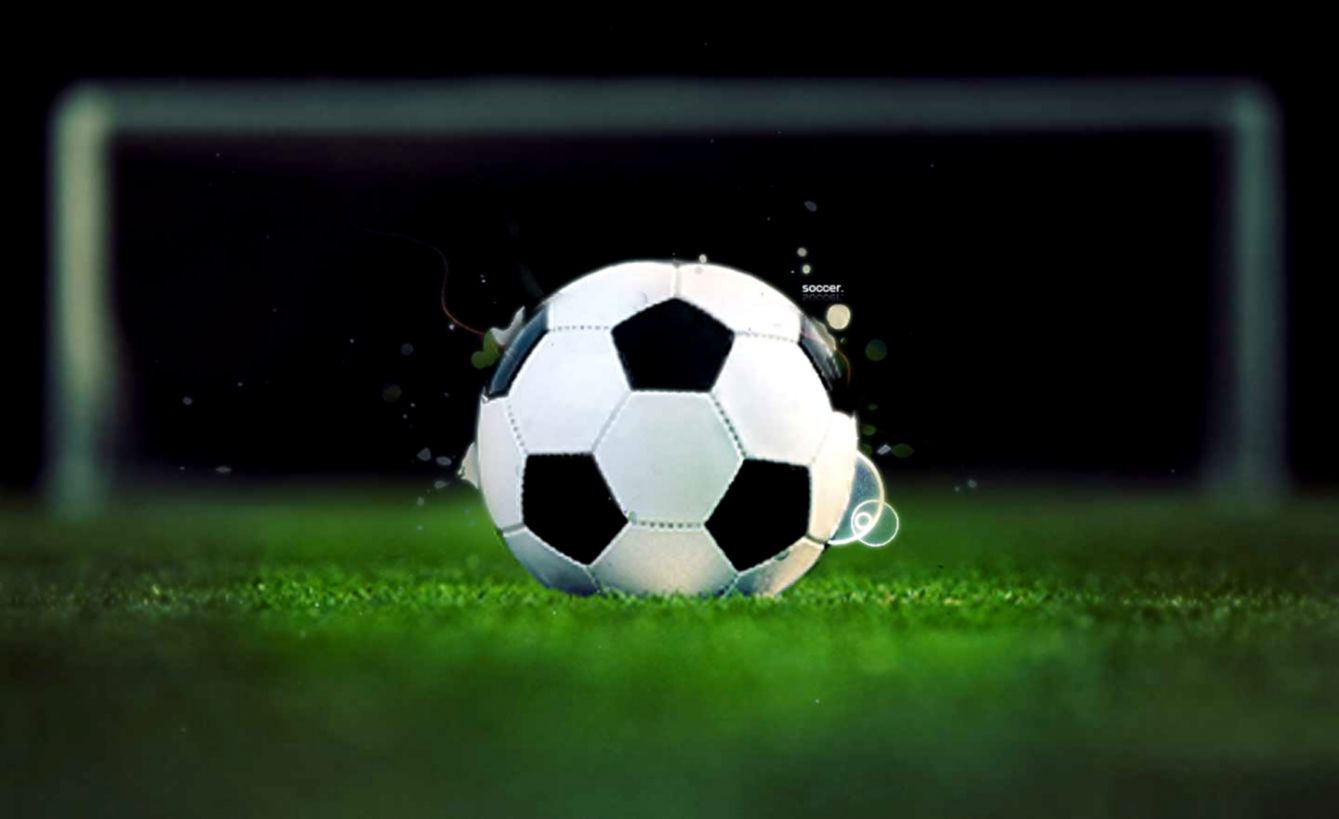 Fire Soccer Ball Hd Wallpaper Wallpapers Style