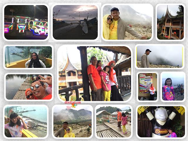jalan jalan ke Garut, Tasikmalaya dan Pangandaran, Dewizul, zulfiyan,dzilly,dzarifa