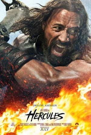 """Hercules"": The first movie poster"
