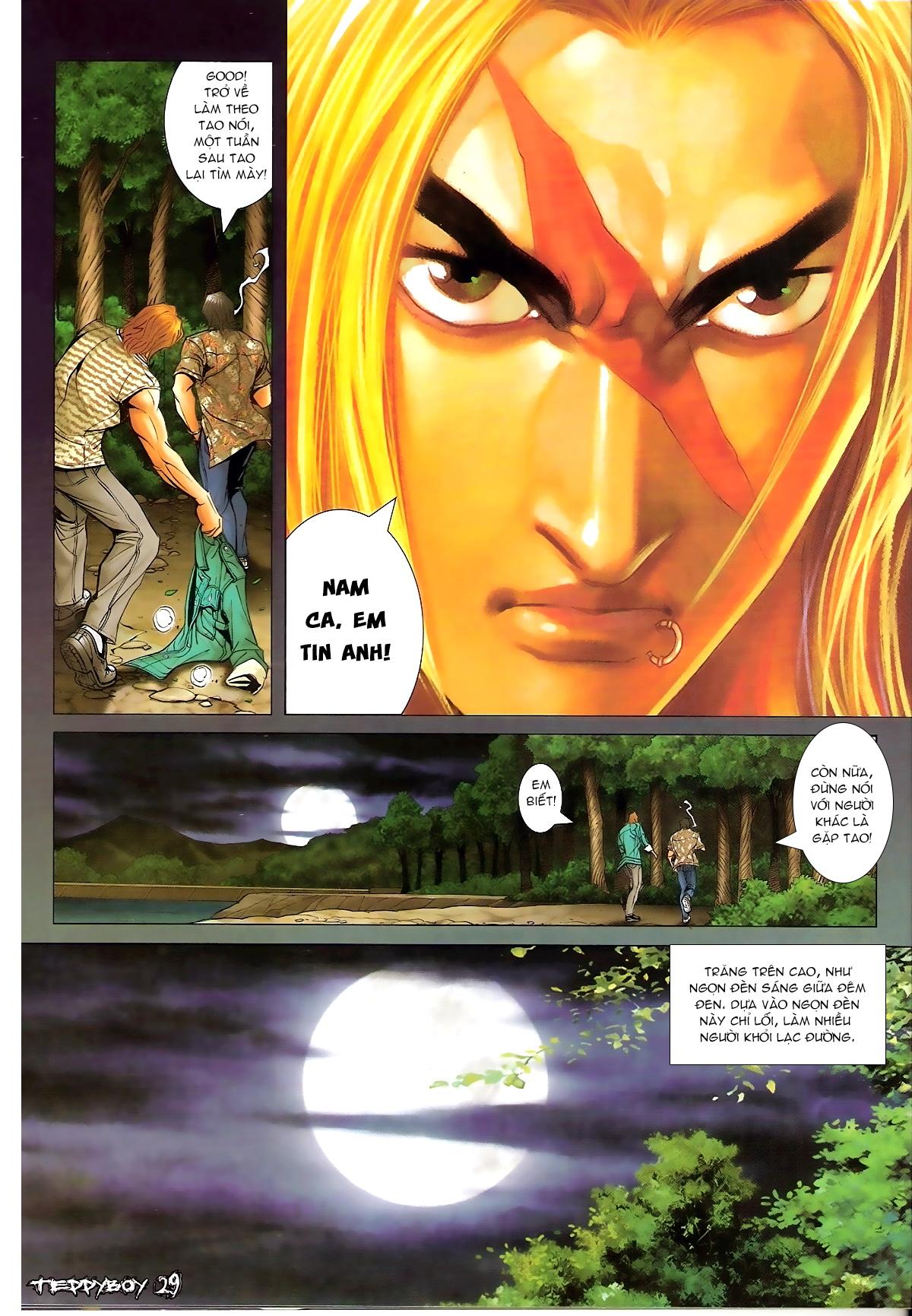 Người Trong Giang Hồ - Chapter 1336: Sát cánh cùng lên - Pic 26