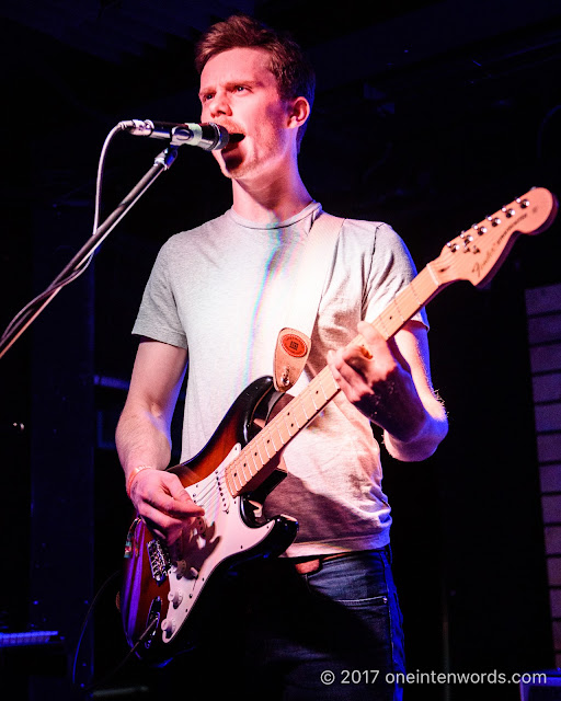 The Kerouacs at Adelaide Hall for Canadian Music Week CMW 2017 on April 19, 2017 Photo by John at One In Ten Words oneintenwords.com toronto indie alternative live music blog concert photography pictures