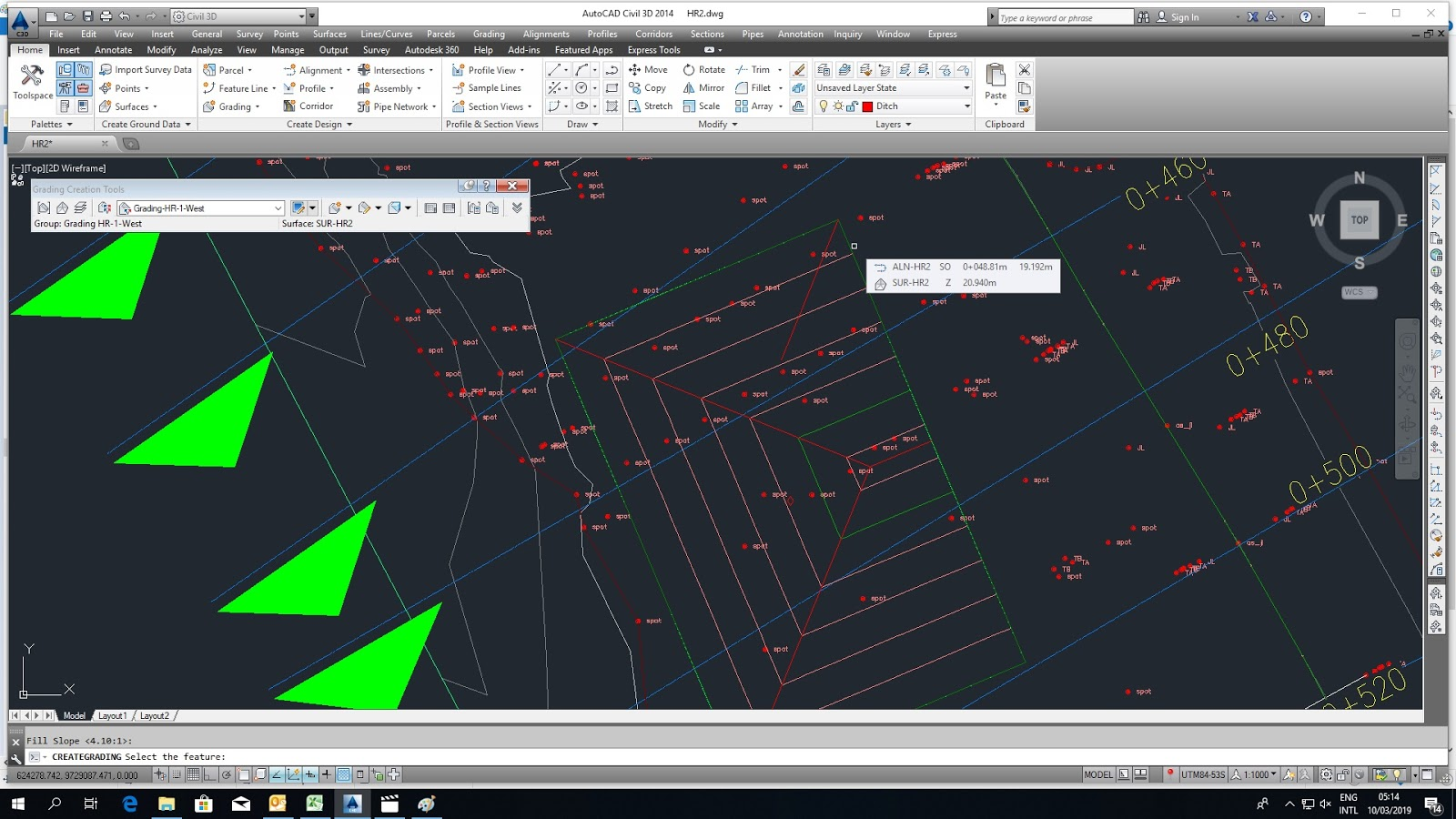 Linux Java Amp Surveyor Activities Autocad Civil 3d