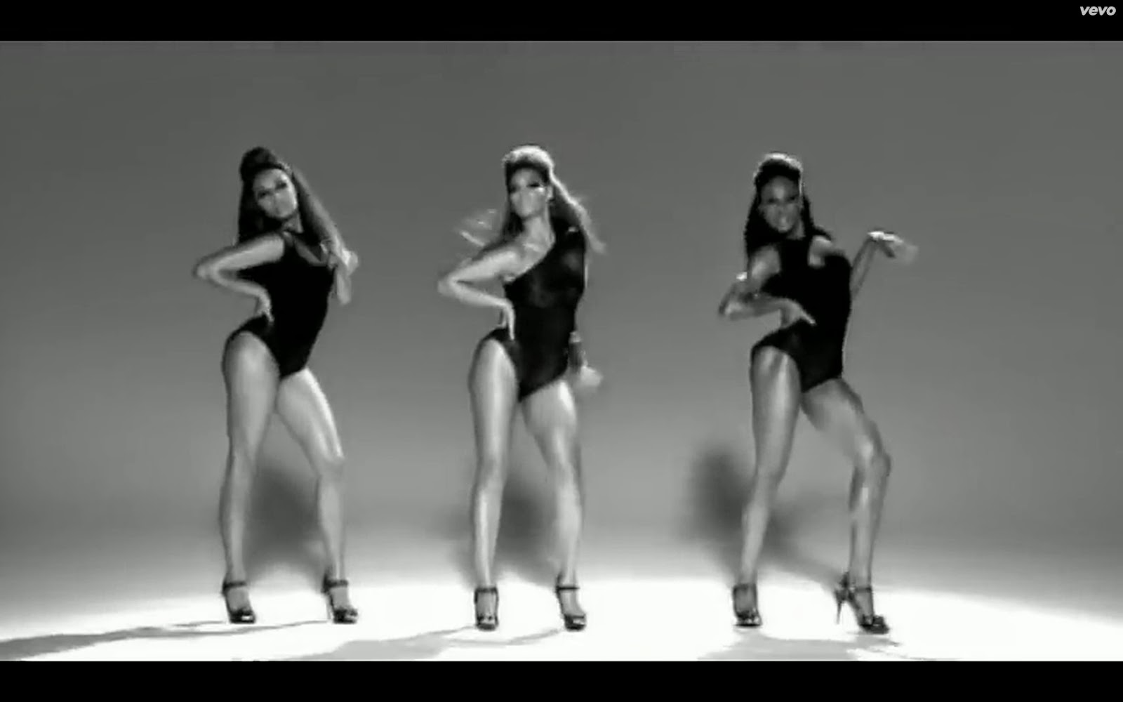 from Kannon tranny in beyonce video single ladies