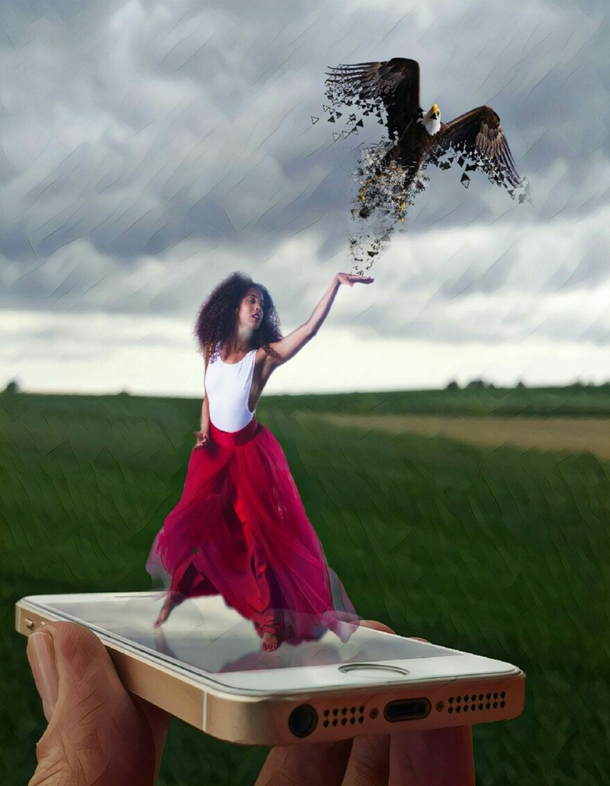 12-Taking-to-the-Sky-Ömer-Taşdemir-Different-Point-of-View-with-Surreal-Photo-Manipulation-www-designstack-co