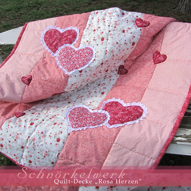 happy quilts by schn rkelwerk tagesdecken quilts stranddecken. Black Bedroom Furniture Sets. Home Design Ideas