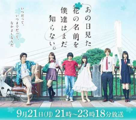 SINOPSIS Anohana The Flower We Saw That Day Episode 1 ...