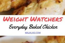 Weight Watchers Everyday Baked Chicken