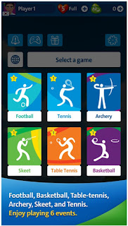 Rio 2016 Olympic Games - Android App Terbaru On Google Play