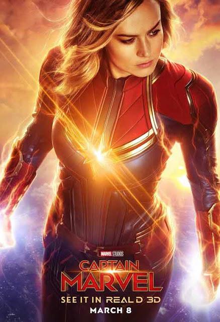 صراع البوكس أوفيس يحتدم.. أكثر 10 أفلام تحقيقا للإيرادات في سنة 2019 على صعيد شباك التذاكر العالمي فيلم captain marvel