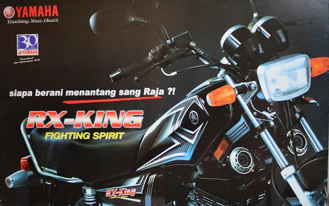 Koleksi Foto Modifikasi Yamaha RX King