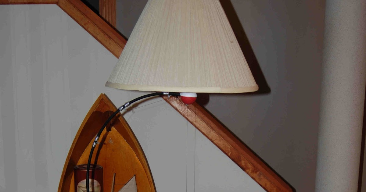 how to make a fishing pole out of wood