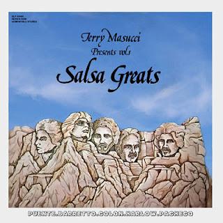 JERRY MASUCCI PRESENTS VOL 1 SALSA GREATS (1976)