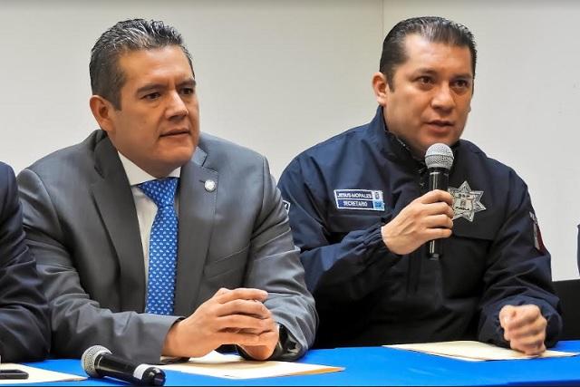 Fiscalía libera a dos células del narco en Puebla