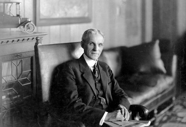 Claves del éxito de Henry Ford