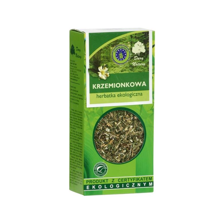 Herbata krzemionkowa