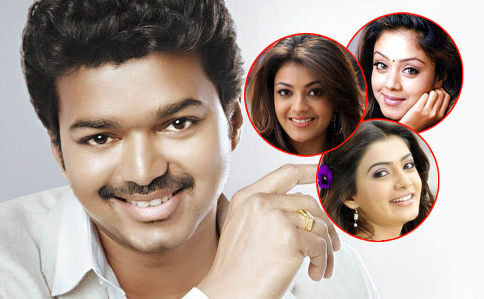 Kajal Aggarwal, Vijay, Samantha Ruth Prabhu in 2017 New Upcoming Tamil movie Poster, release date